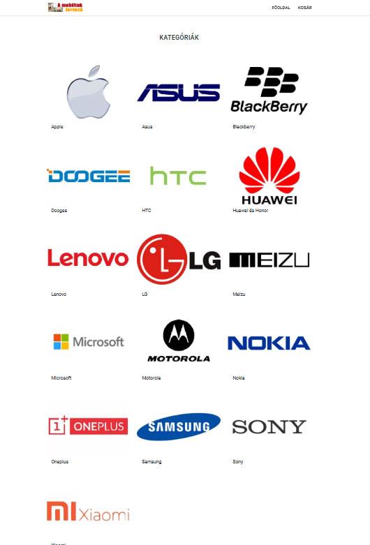 Gyártó kiválasztása egyedi mobiltok tervezéshez